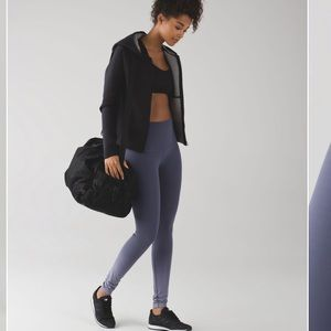 Lululemon Wunder Under Leggings Ombre Greyve